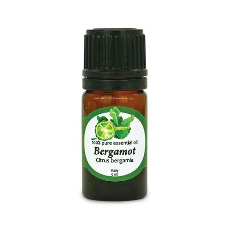 Aromama 100% pure essential oil Bergamot 5 ml VEGAN