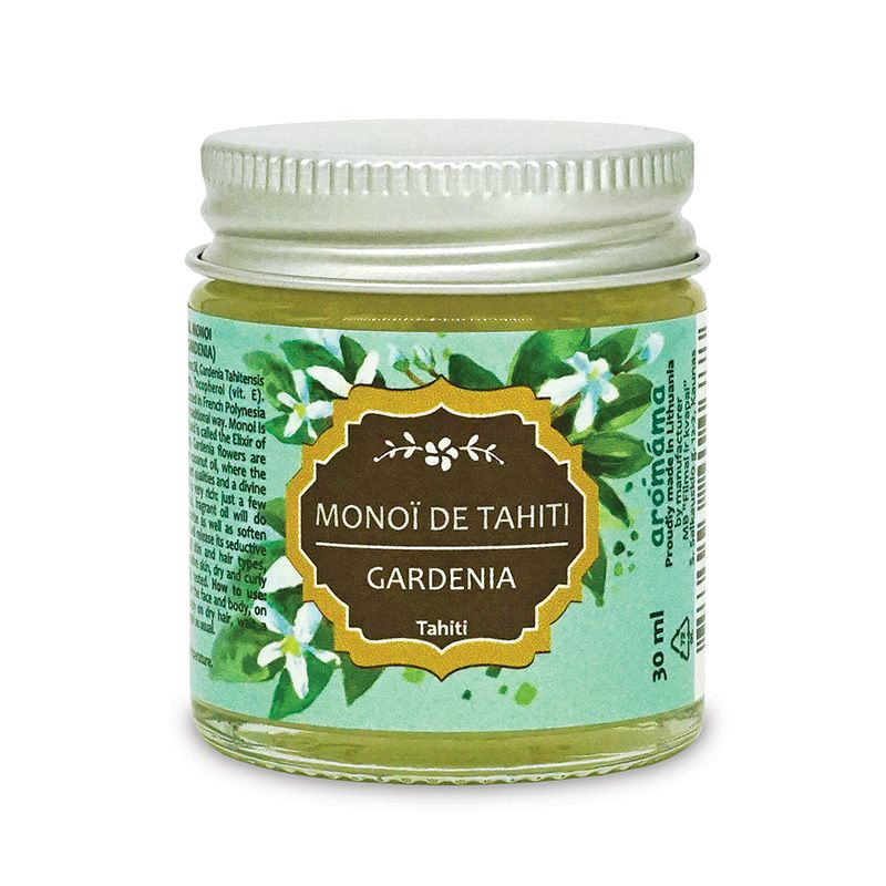 aromáma Infused oil MONOI de Tahiti (Gardenia) 30 ml VEGAN