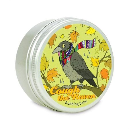 aromáma Rubbing balm Cough the Raven 50 ml VEGAN