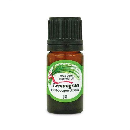 Aromama 100% pure essential oil Lemongrass 5 ml VEGAN