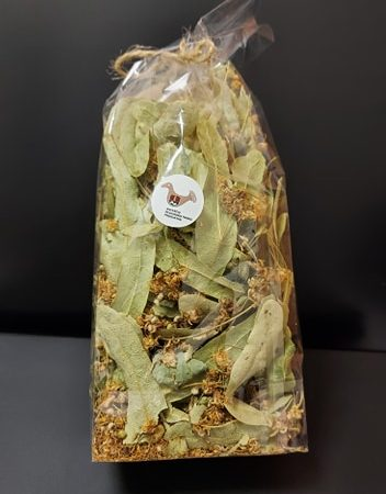 Dried linden flowers, 20g / VEGAN
