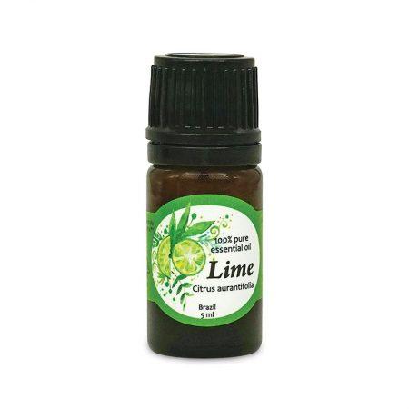 Aromama 100% pure essential oil Lime 5 ml VEGAN
