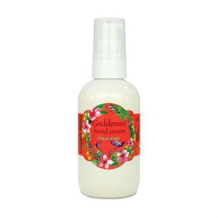 hand cream frangipani