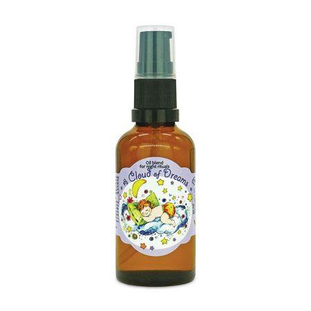 aromáma Oil blend for night rituals A Cloud of Dreams 50 ml VEGAN