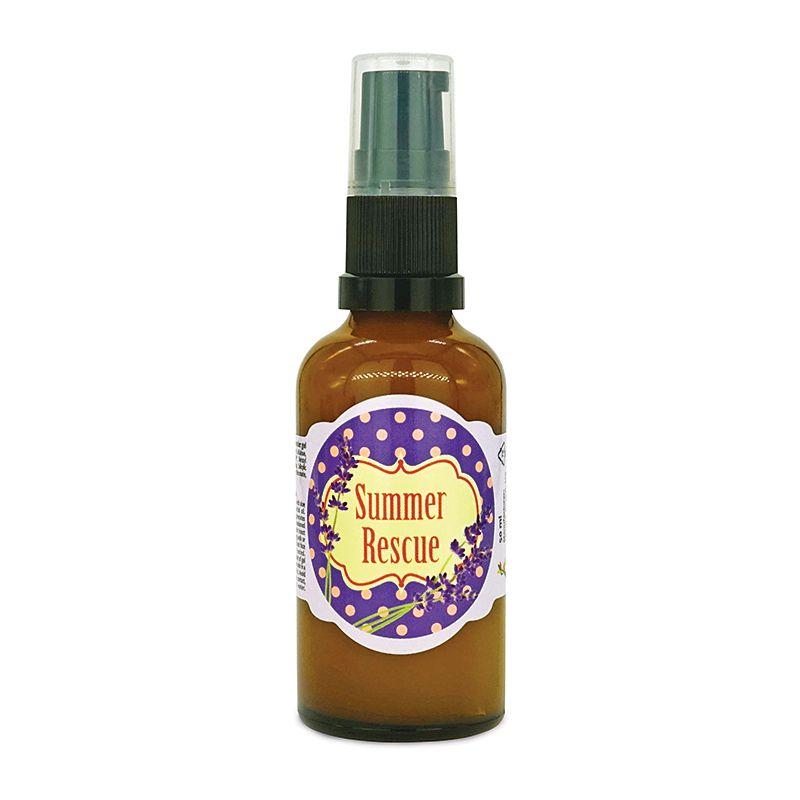 Aromama Moisturizing aloe vera and lavender gel Summer Rescue 50 ml , VEGAN