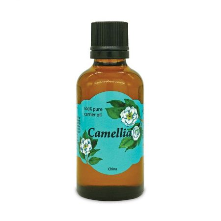 aromáma 100% pure carrier oil Camellia 50 ml VEGAN