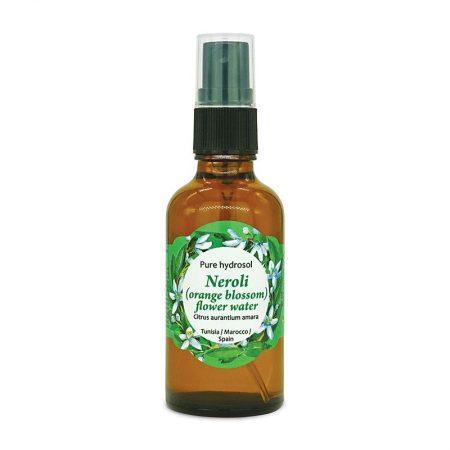 aromáma Pure hydrosol Neroli (orange blossom) flower water 50 ml VEGAN