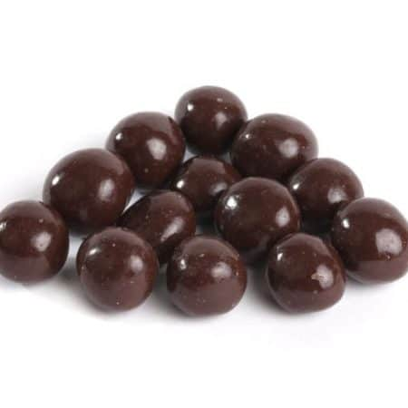 freeze dried cherries with chocolate