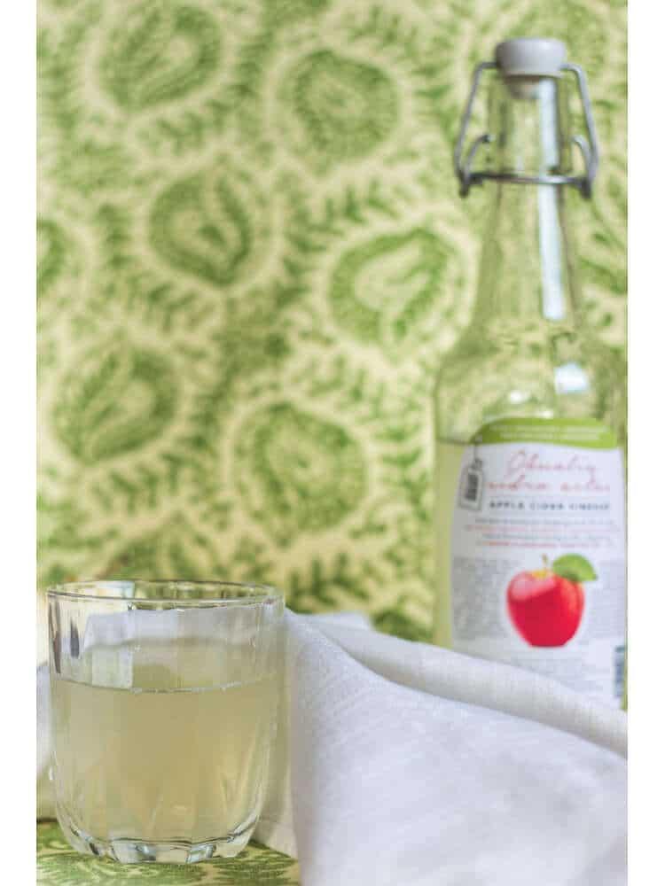apple cider vinegar raw