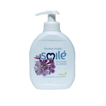 Natural-liquid-creamy-hand-soap-lilac